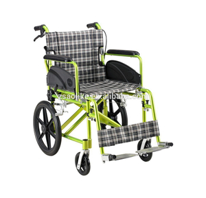 Aluminum lightweight wheelchair for sale ALK973LABJ