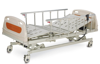 Semi-Electric(Electric & manually) Hospital Bed