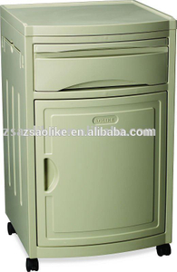 LG ABS material Bedside Cabinet (ABS Cabinet,Hospital Cabinet)