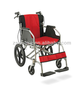 ALK867LABJ Aluminum lightweight wheelchair