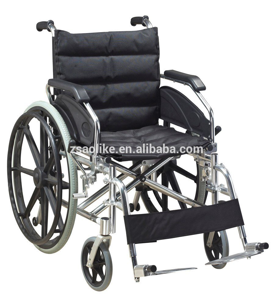 Luxury Aluminum manual wheelchair for sale ALK953LB