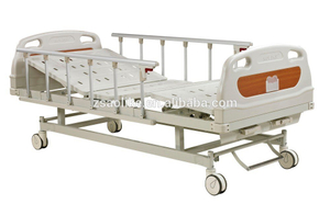 2 cranks High Quality And Inexpensive manual hospital bed