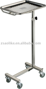 Stainless steel Operation Cart