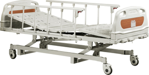 CE,FDA Quality Extra Low Three Crank bed